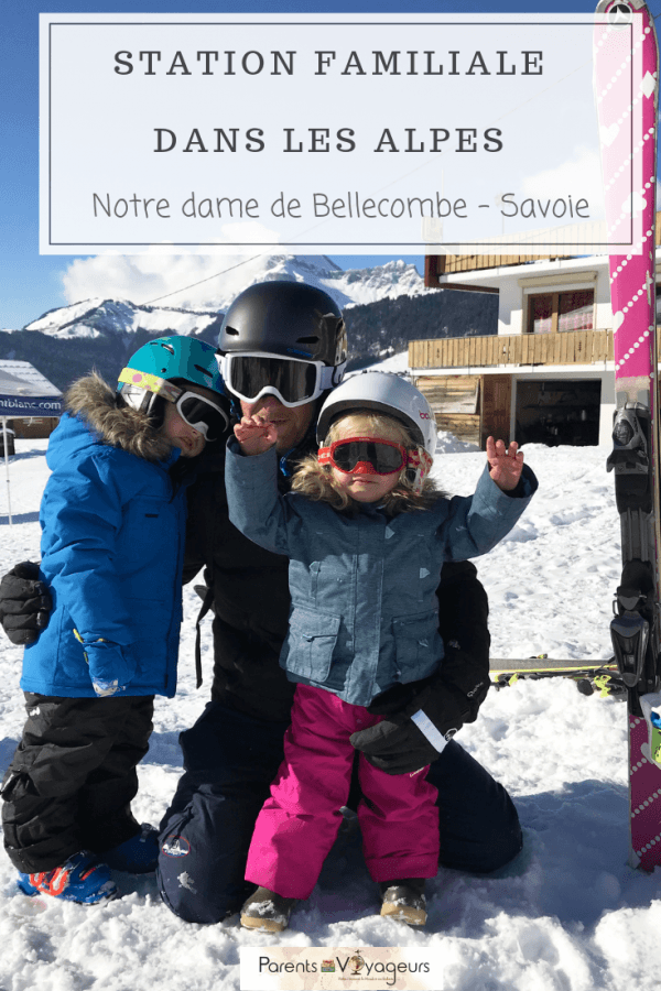 station de ski familiale alpes